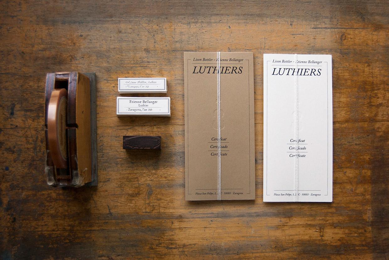 Bettler Bellanger Luthiers